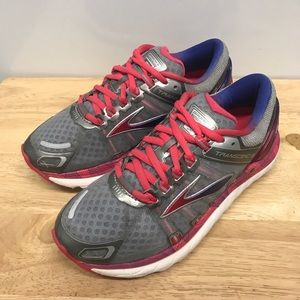 Brooks Shoes - Brooks Transcend 2 Women's 5 Running 1201831B052